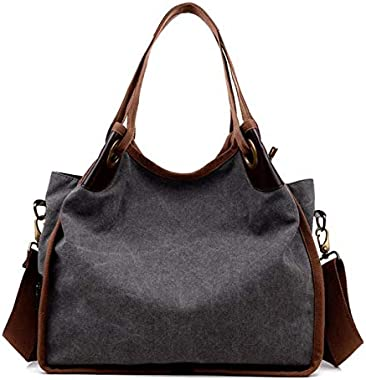 Cramberdy Taschen Damen Handtasche Damen Schwarz Damentaschen Umhängetasche Schultertasche Handy Schultertasche Grifftasche C