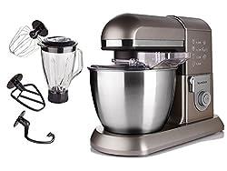 ▷ Ambiano Küchenmaschine Test ⇒ Das können die ALDI Küchenmaschinen