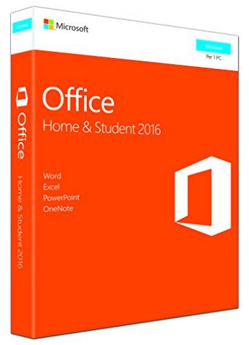 Microsoft Office 2016 - Home & Student (Windows) [1 dispositivo   versione perpetua]