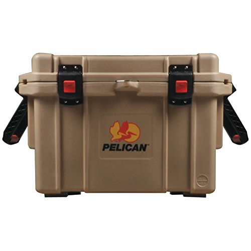 Pelican ProGear Elite Marine Cooler (35 Quart) - Tan