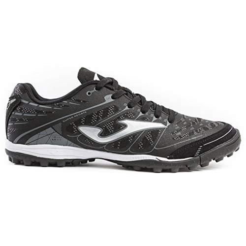 Joma Soccer Shoes Super REGATE Turf 906 Black
