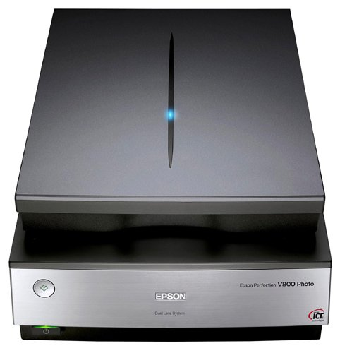 Epson Perfection V800 Photo Flatbed Scanner