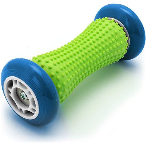 CampTeck U6870 Fussmassageroller Muscle Roller Stick Fußmassageroller für Fußschmerzen Plantarfasciitis Entspannen, Vorarme, Armschmerzen, Triggerpoint & Muskelregenerierung