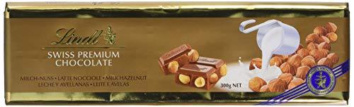 Lindt Tavoletta Latte/Nocciola Gold, 300 gr