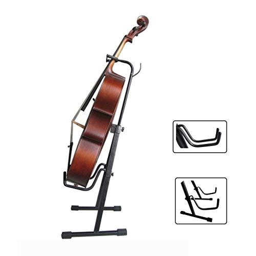 Vertikal Cello Ständer, heb- und einfache Musikinstrumente Halter for Musikliebhaber zu tragen