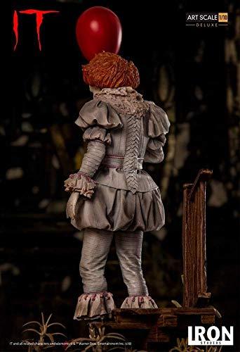 Iron Studios IS773562 Pennywise-Deluxe - Estatua a Escala de Arte (Escala 1:10) 3