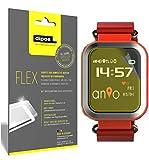dipos I 3X Schutzfolie 100% kompatibel mit Anio 3 Touch Folie (Vollständige Displayabdeckung) Displayschutzfolie