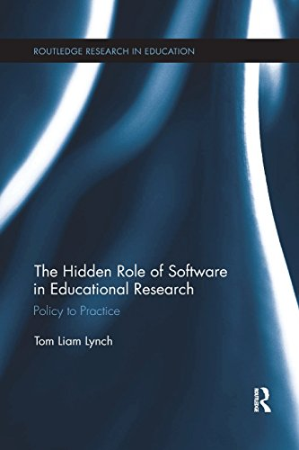 Compare Textbook Prices for The Hidden Role of Software in Educational Research: Policy to Practice Routledge Research in Education 1 Edition ISBN 9781138084933 by Lynch, Tom Liam