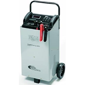 Orange Monophas/é 24 V 30 A Greencut CD-230P Chargeur de batterie multifonction