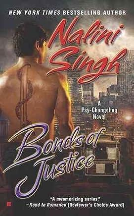 Bonds of Justice (Psy/Changelings)