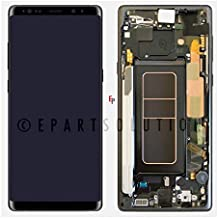 ePartSolution_LCD Display Digitizer Touch Screen + Frame Assembly Black for Samsung Galaxy Note 9 N960 Replacement Part USA