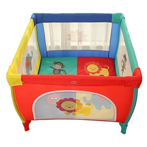 no brand Parcs for Enfants, bébé Peut y Jouer l'intérieur Aire de Jeux extérieure de sécurité for Enfants Clôture Kid's Safety Activity Center