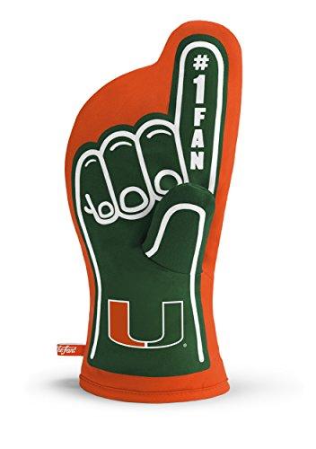 NCAA Miami Hurricanes #1 Oven Mitt