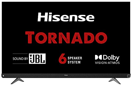 Hisense 139 cm (55 inches) 4K Ultra HD Smart Certified Android LED TV 55A73F (Black) (2020 Model) |...
