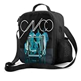 Best WL Lunch Boxes - Insulated Lunch Bag CNCO Lunch Box Handbag Snack Review