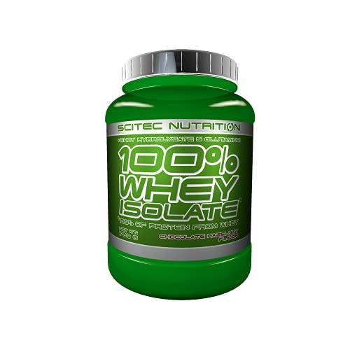 Scitec Nutrition 100% Whey Isolate...