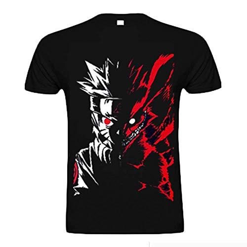 Foreverdai Camiseta Naruto Kiuby (M)