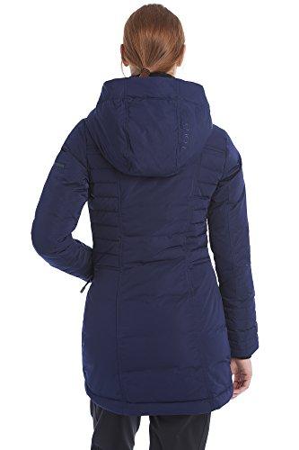 LOLE Women's Emmy Jacket, Amalfi Blue, Medium