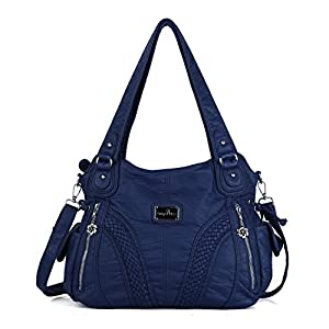 Angelkiss Handle Satchel Handbags