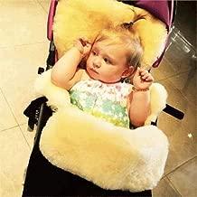 Genuine Baby Irish Lambskin Footmuff for Babies