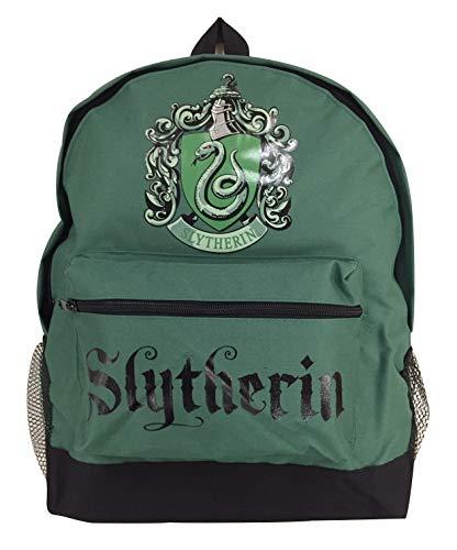 Harry Potter Slytherin Wappen Rucksack
