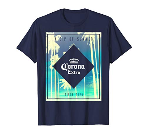 Officially Licensed Corona Extra Mult-Color T-Shirt