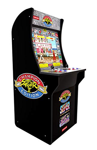 Arcade1Up Street Fighter II Champion Edition