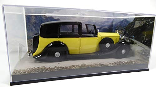 James Bond Goldfinger Rolls Royce Phantom III 007 1/43 (DY097)