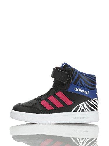 adidas Sneaker Alta PRO Play CF I Nero/Fucsia EU 27