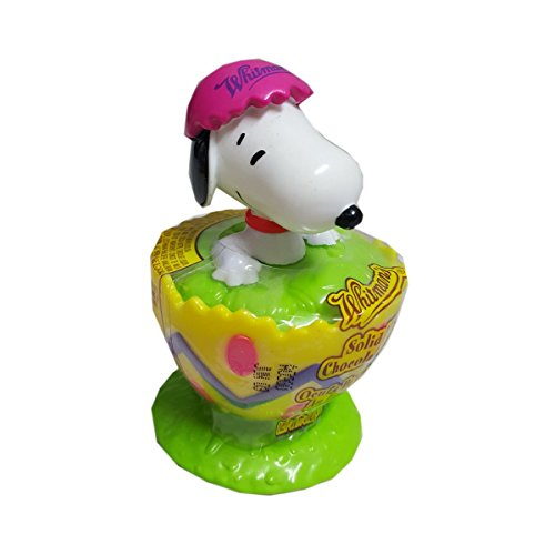 Best Review Of Peanuts Whitmans Snoopy Yellow Easter Egg Candy-Filled