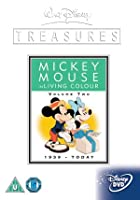 Walt Disney Treasures - Mickey In Living Colour 2
