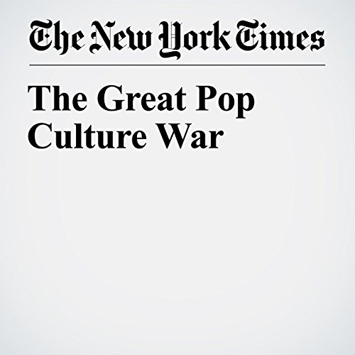 The Great Pop Culture War copertina