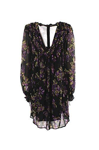 Guess Damen Cornelia Dress Lässiges Kleid, Multicolore, S