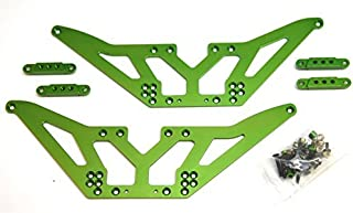 ST Racing STA30502LG Chassis Lift Kit + Shock Mounts (4) SCX10 by S & T RACING INC
