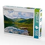 CALVENDO Puzzle Am Tappenkarsee in Kleinarl 1000 Teile Lege-Grösse 64 x 48 cm Foto-Puzzle Bild Von Kramer Christa