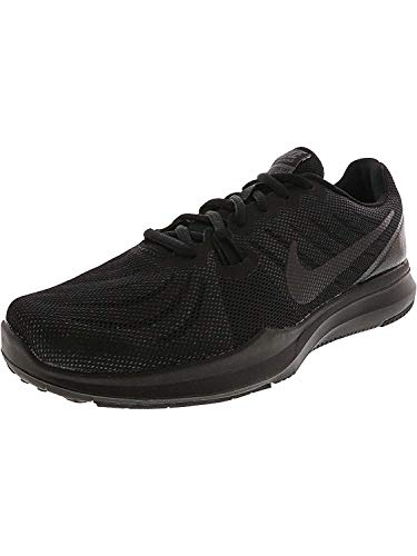 Nike in Season TR 7 Womens Cross Training Shoes Wide 2E, Black Size 6 US