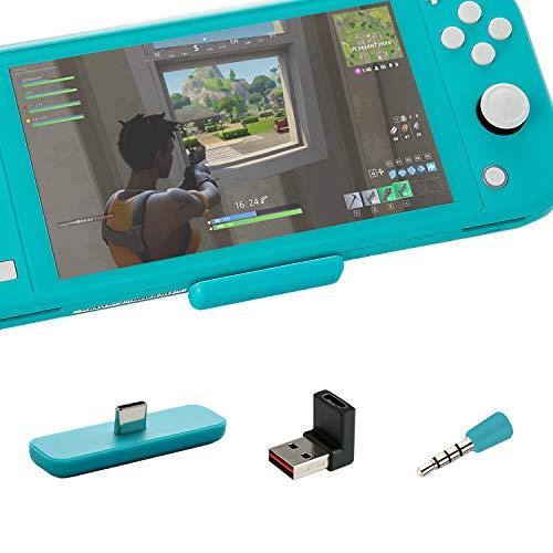 Gulikit Nintendo Switch Bluetoothオーディオアダプター Route Air Pro ニンテンドースイッチブルートゥー...