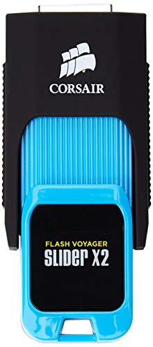Corsair PENDRIVEÂ Flash Voyager Slider X2 USB 3.0 512GB