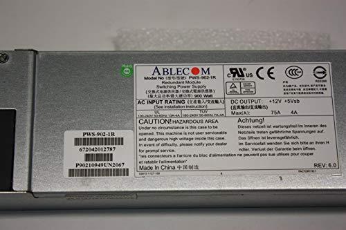 Supermicro PWS 902-1R - Redundante Stromversorgung (intern) - Wechselstrom 100-240 V