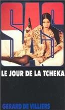 SAS, numéro 155 : Le jour de la Tcheka