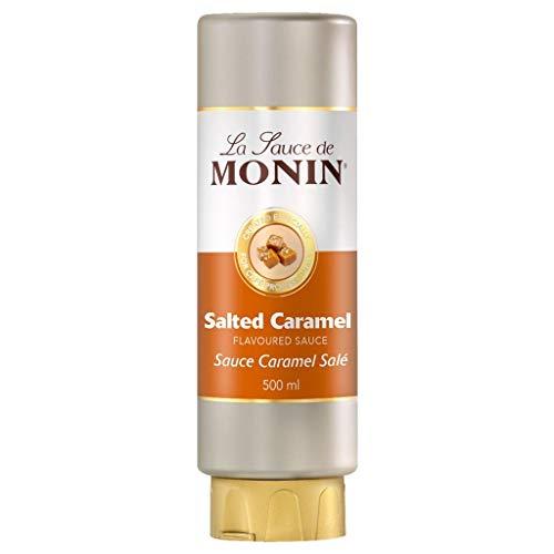 Monin Sauce Salted Caramel, 500 ml