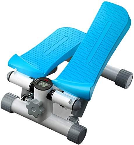 Máquinas de step Steppers mini hidráulico de la aptitud de pasos de hombres y de mujeres de pasos del ejercicio Cardio Trainer monitor for el hogar Gimnasio Cardio Trainer Yoga Inicio del entrenamient