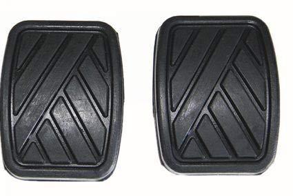 LLZY Pedal de Freno de Embrague 2X Almohadilla de Goma for Suzuki Grand Vitara XL-7 SX4