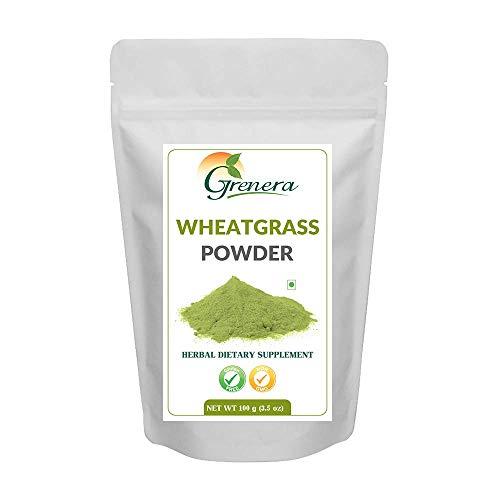 Grenera Organic Wheatgrass Powder - 100 Grams (3)
