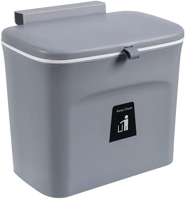 KuCharm Same day shipping Household Door Wall-mounted Clearance SALE Limited time Kitchen Waste wi Bin Hanging