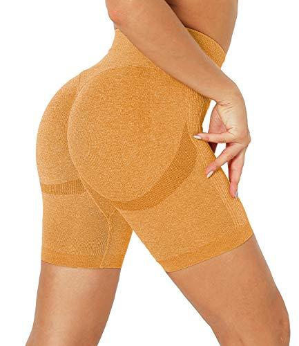 DUROFIT Po Push Up Kurze Sporthose Scrunch Butt Yoga Shorts Sport Shorts Booty Leggings Kurze Fitnesshose Kurze Leggings