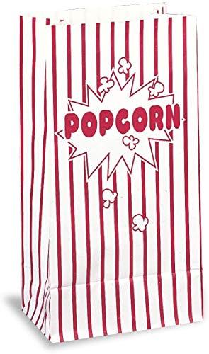 Popcorntüten aus Papier - 10er-Pack