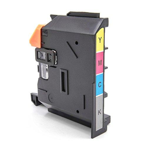 vhbw Contenitore per Toner residuo per Stampante Laser Samsung Xpress SL-C410W, SL-C430W, SL-C460W, SL-C460FW, SL-C480W, SL-C480FN, SL-C480FW