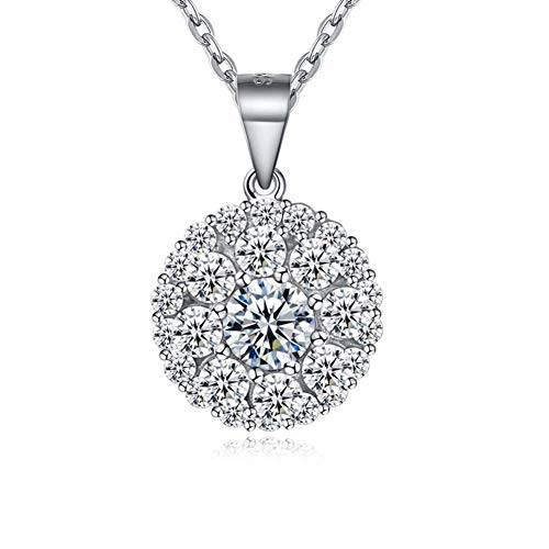 Necklace Jewelry Pendant S925 Sterling Silver Jewelry Vibrating Sound Explosion Rotating Necklace For Women Ladies Party Gifts Bracelets Earrings Rings Necklaces