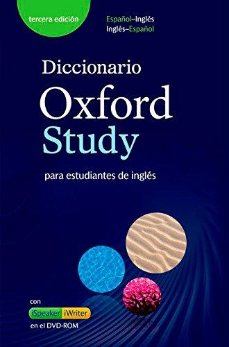 Diccionario Oxford Study 3e Pack: Oxford Study Interact CD-ROM